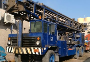 Rig Ingersoll Rand T4